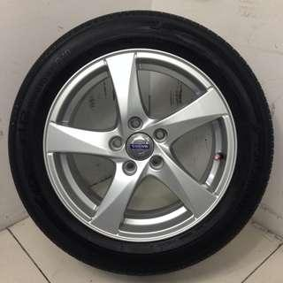 "16"" Sports Rim With Tyres 5X108 (SR1526)"
