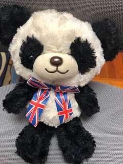 Panda soft toy 熊貓公仔 (購自日本、有內袋放東西)