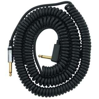 Vox Coiled Instrument Cable (Black)