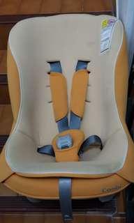 Combi car seat 80% new