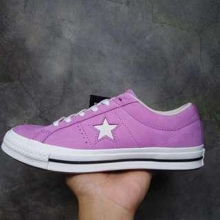 Converse One Star Fuschia