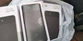 全新 google pixel 3 XL 64GB 128GB