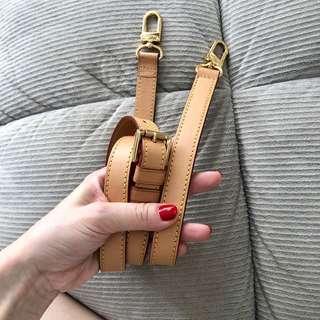 Authentic LV strap