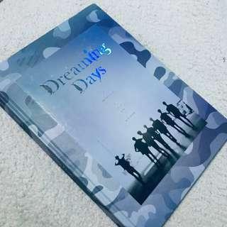 BTS NOW 3 IN CHICAGO PHOTOBOOK + DVD