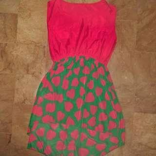 Christmas Color Dress
