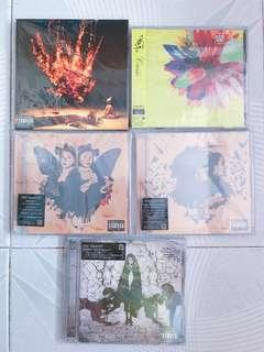 Gazette CD 紅蓮 classis regret filth in the beauty hyena