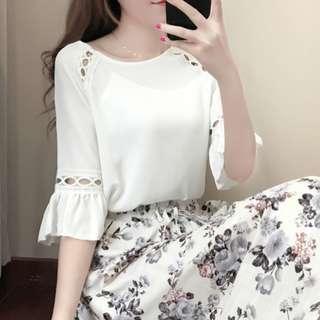 White Lotus Top