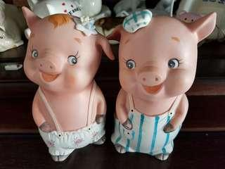 Couple Pig