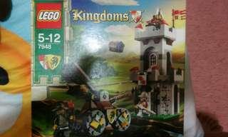 lego kingdoms 7948 7187