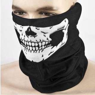 Face Mask for Motorcycle / eBike / eScooter