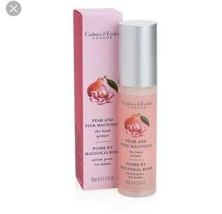 Crabtree & Evelyn pear and magnolia hand primer