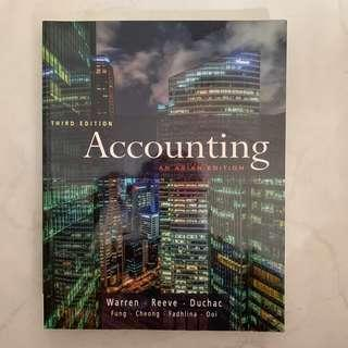 🚚 Cengage Learning - Accounting (Third Edition)