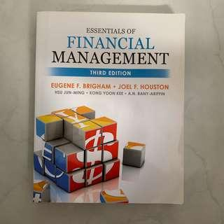 🚚 Cengage Learning -  Essentials of Financial Management