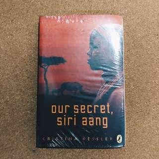 Our Secret, Siri Ang by Cristina Kessler