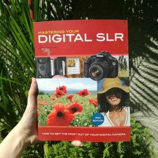 🆕 Mastering Your Digital SLR Photography Book!