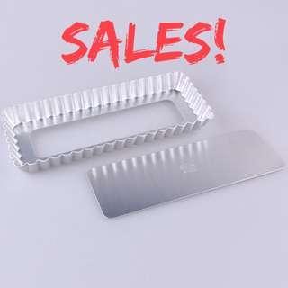 Aluminium Pie Tart Pan - Clearance Sales