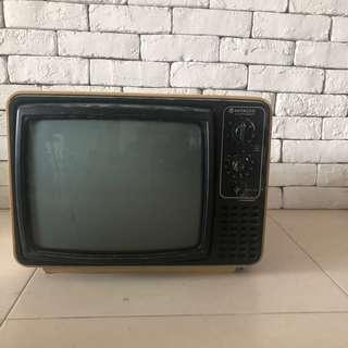 Vintage TV (for props only)