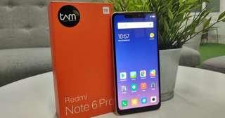 Kredi Handphone Xiaomi Redmi 6 Pro 4/64Gb