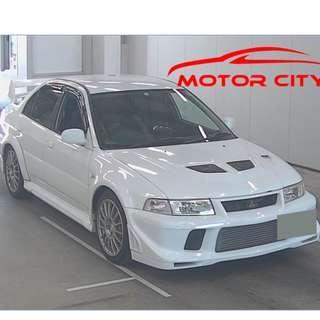 1999 MITSUBISHI LANCER Evolution VI GSR(JHKMOTORCITY汽車代購服務)
