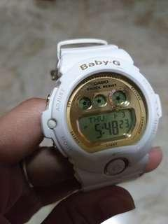 Authentic Casio Baby-G Watch