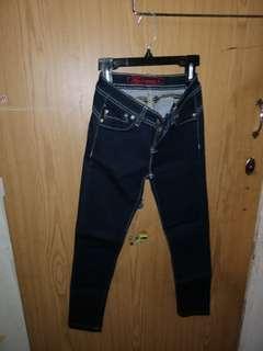 Size 24 ladies maong pants