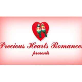 PRECIOUS HEART ROMANCES POCKETBOOKS