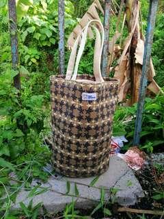 Rare reyn spooner hawaiian style tote bag