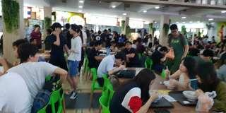 FOOD STALL IN SINGAPORE POLY FOR TAKEOVER OR RENT