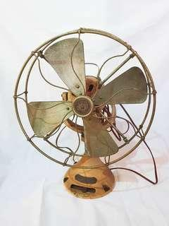 Antique Fan From England