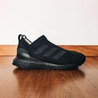 "8341cbfc62e6 Kith x Adidas Nemeziz 17 Ultraboost ""Black"""