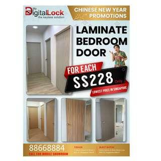 Door Factory Clearance Sales  Clearance sales for laminate Bedroom door at $228 each