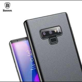 Samsung Note 9 Baseus Handphone cover **Clearing Stocks**