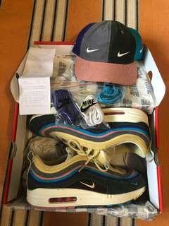 Nike Air Max SW 97/1 + Cap
