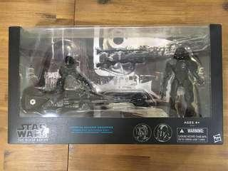 Star Wars Black Series Imperial Shadow Squadron. Brand New. Unopened!