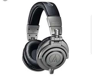 [NEW] Audio-Technica ATH-M50xGM