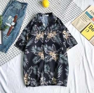 Hawaii Floral Autumn Shirt [SELLING OUT FAST]