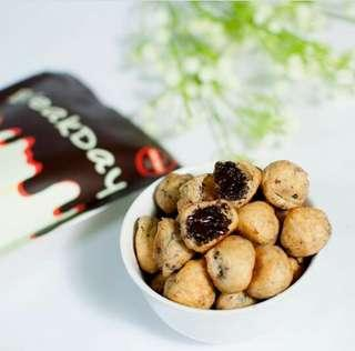 Breakday snack soes kering coklat