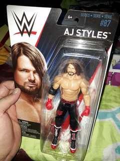 WWE Basic figure series 87 - AJ Styles