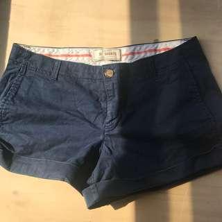 Old navy Blue chino shorts