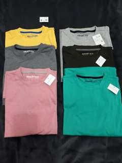 REPRICED! BNWT Giordano t-shirts for men