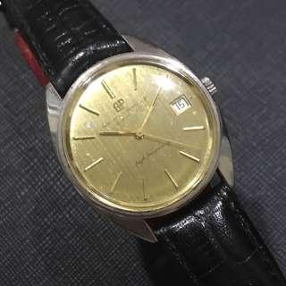 Vintage Girrard Perregaux Gyromatic Watch