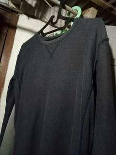 Sweater uniqlo navy