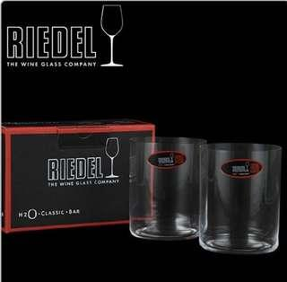 🚚 Riedel O系列 水晶杯 水杯 2入組Riedel-H2O Whisky Glass