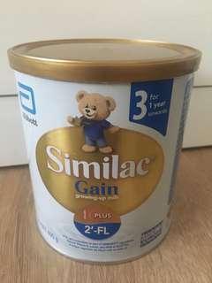 Similac Gain eye Qplus