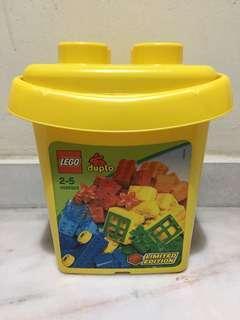 Lego Duplo 4586905 Creative Bucket Set Limited Edition