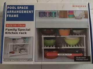 Adjustable Rack (Kitchen/ Storeroom)