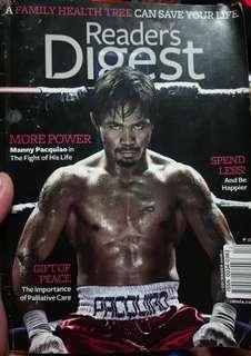 Reader's Digest (December 2008)
