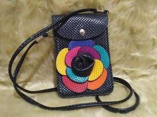Black Sling Phone Holder