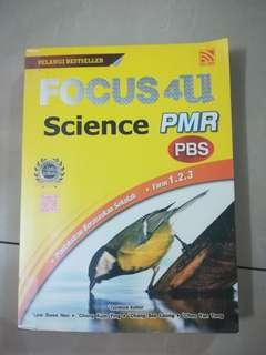 PMR Reference Book: Science