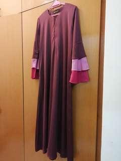 jubah bella ammara